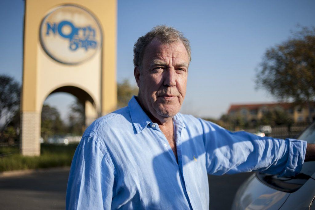 Jeremy Clarkson | Stefan Heunis /AFP/Getty Images