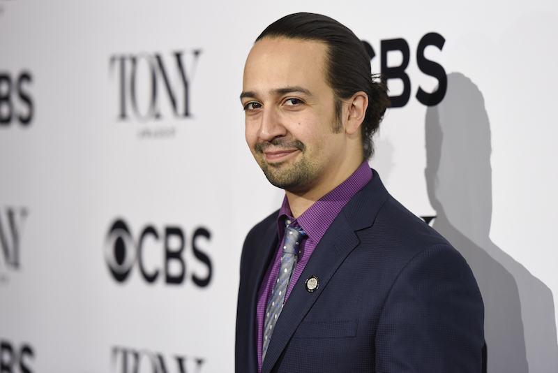 Lin-Manuel Miranda   Matthew Eisman/Getty Images