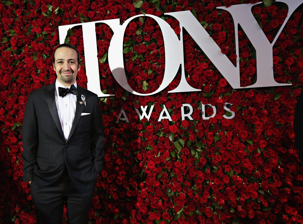 Lin-Manuel Miranda | Cindy Ord/Getty Images