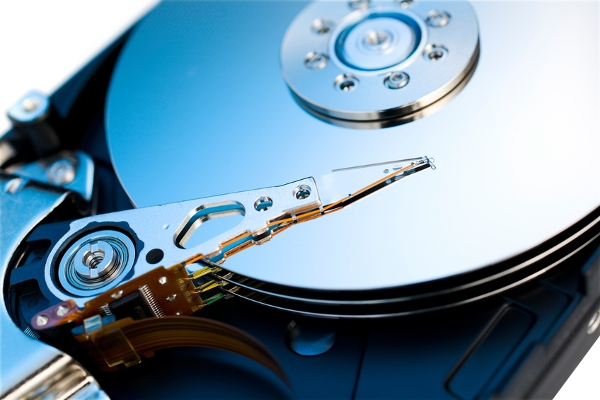 Hdd recovery machine