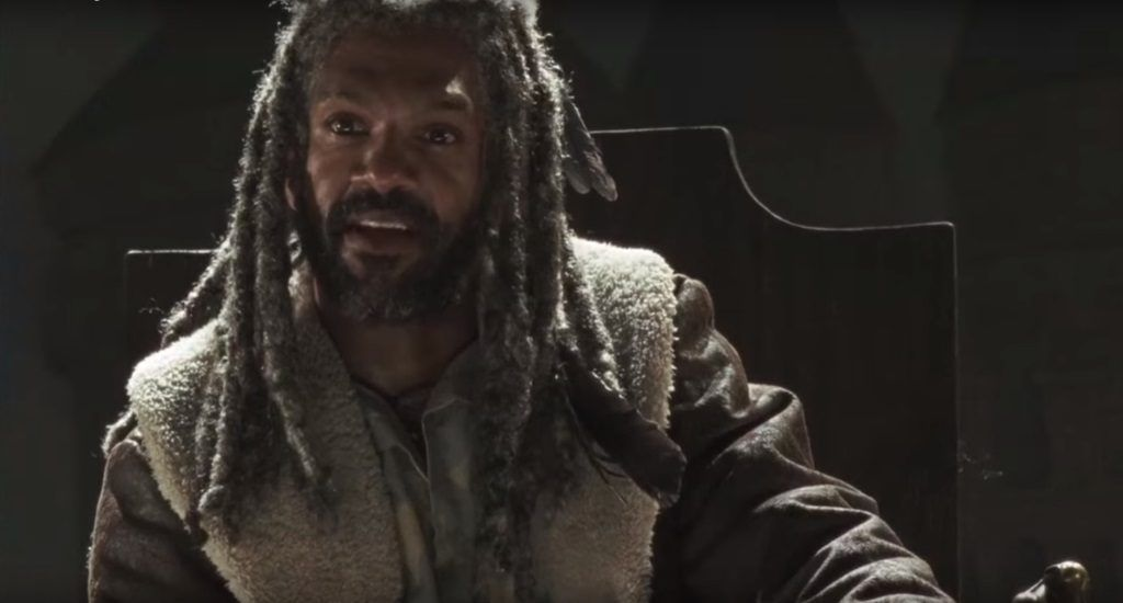 The Walking Dead's Ezekiel