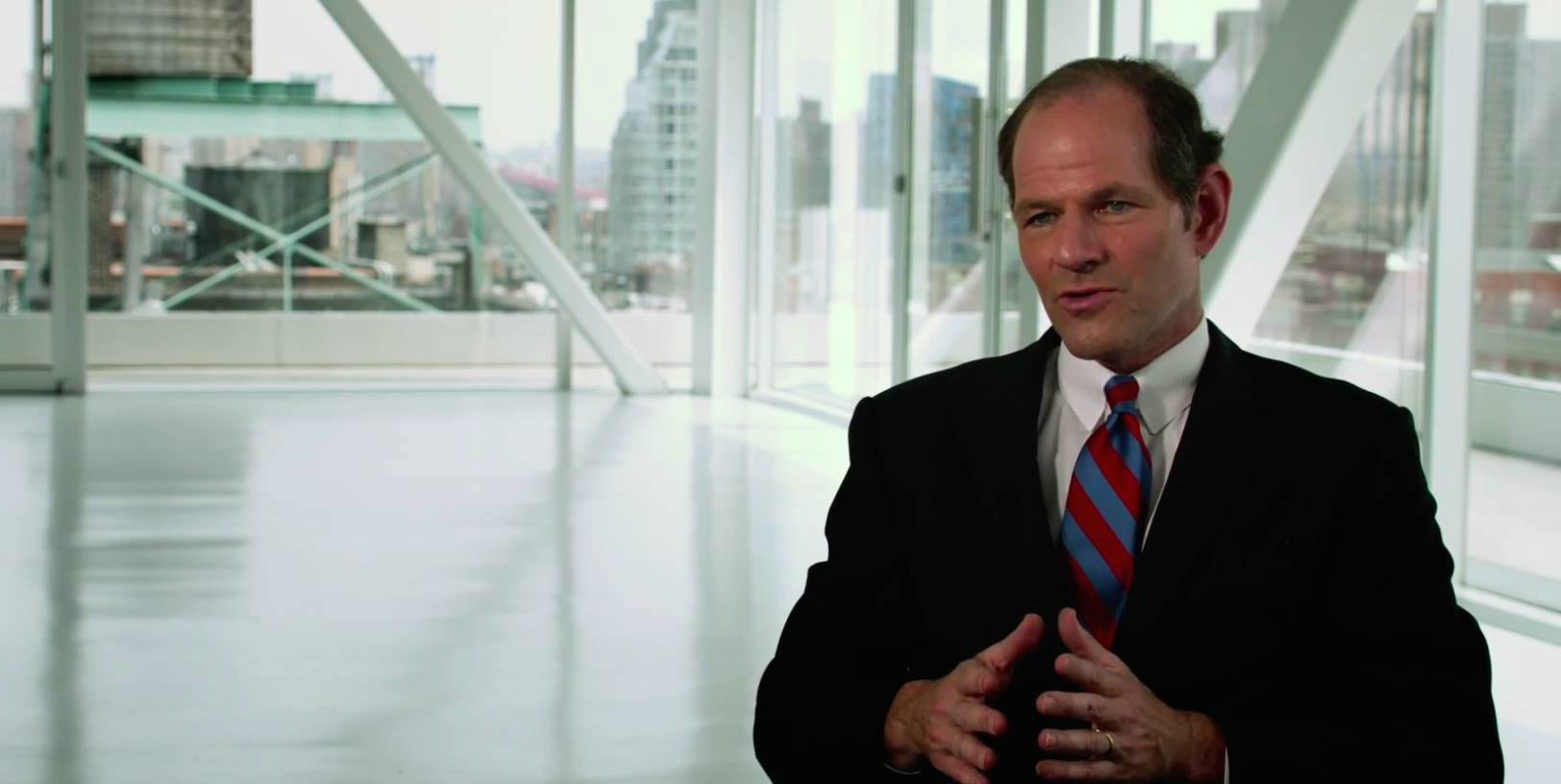 Spitzer in Inside Job