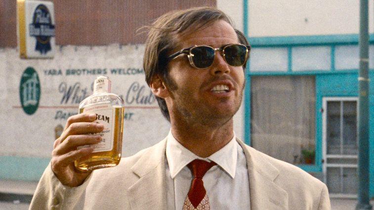 Jack Nicholson in Easy Rider