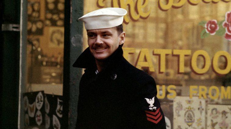 Jack Nicholson in The Last Detail