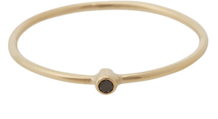 Jennifer Meyer gemstone ring