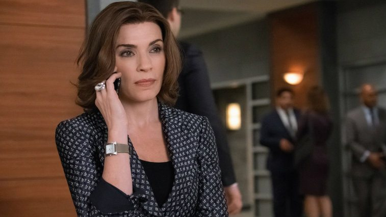 Julianna Margulies in The Good Wife