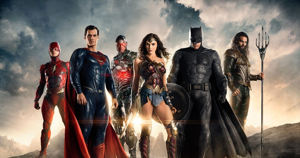 The Justice League stands together