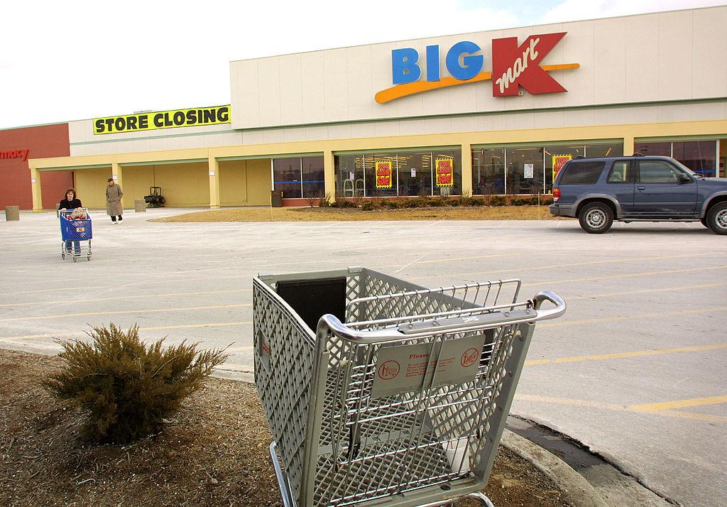 Kmart store closing