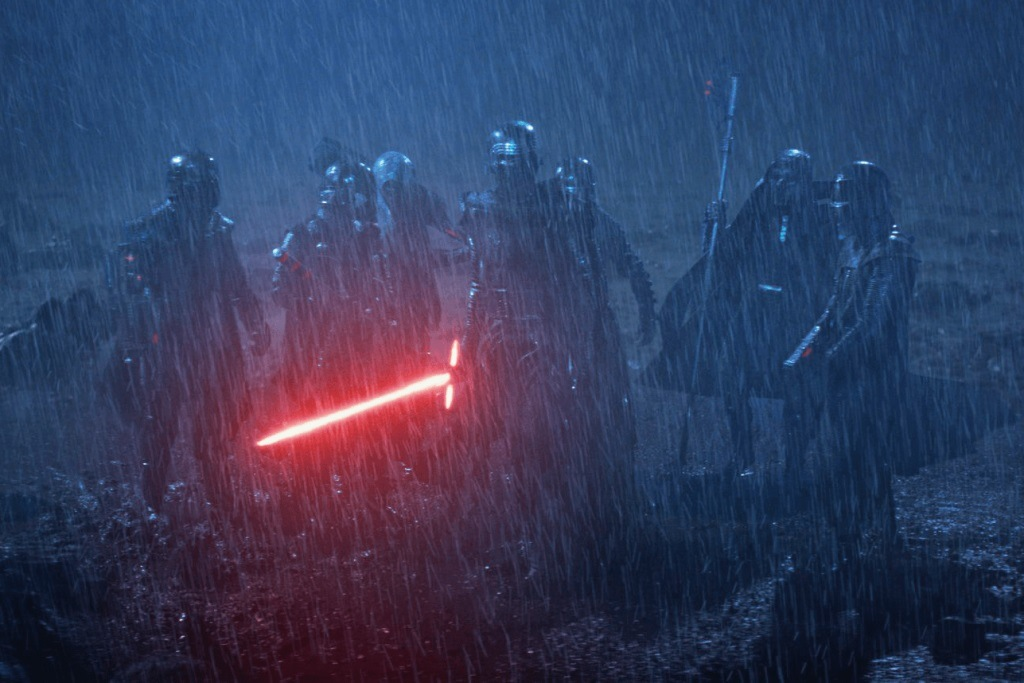 Knights of Ren - Star Wars: The Force Awakens