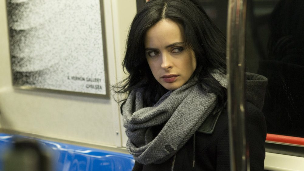 Krysten Ritter in Jessica Jones