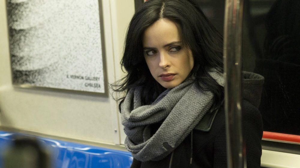 Krysten Ritter in Jessica Jones