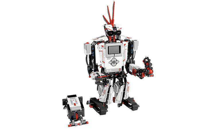 LEGO Mindstorms EV3 robot kit