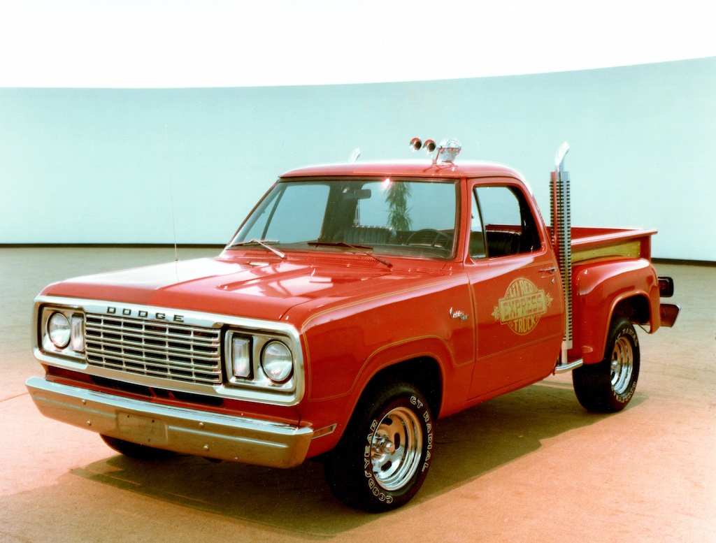 1978 Dodge Li'l Red Express pickup truck