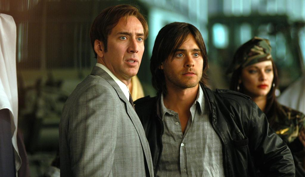 Nicolas Cage and Jared Leto in 'Lord of War'