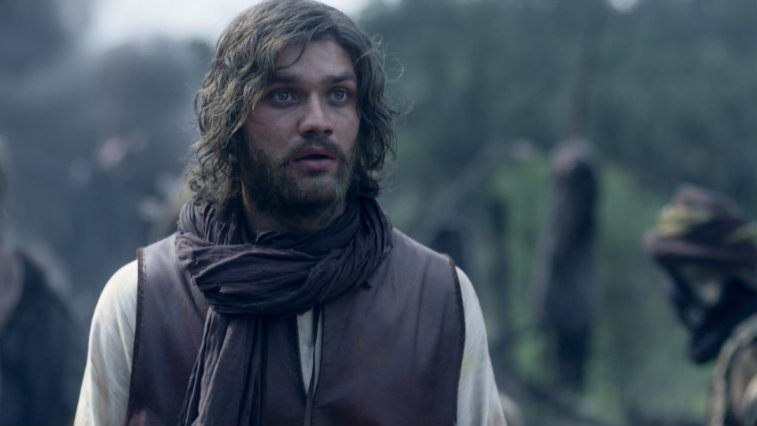 Lorenzo Richelmy in Marco Polo netflix original tv shows