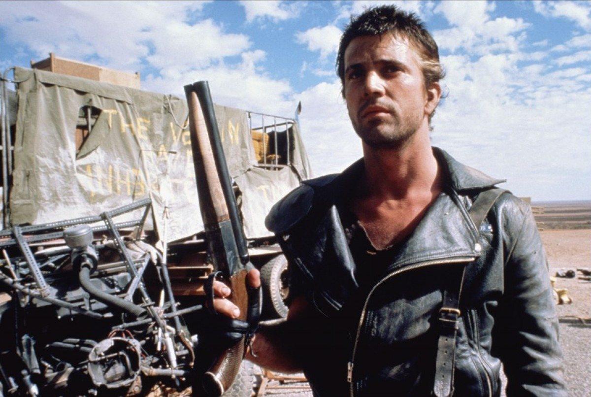 Mel Gibson as Max