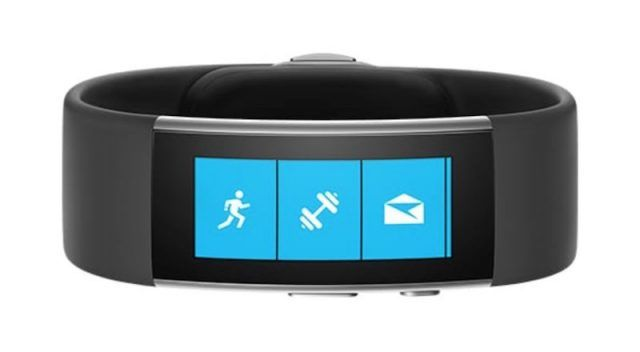 Microsoft Band 2 - best fitness band