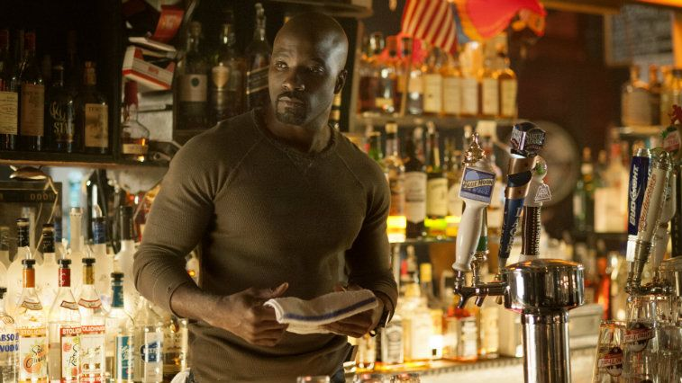 Mike Colter in Jessica Jones
