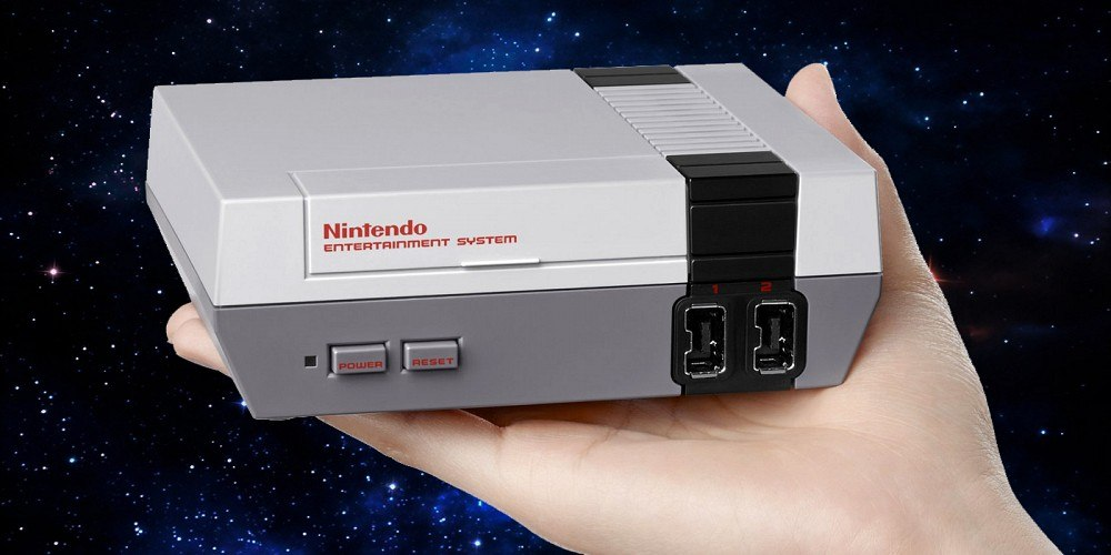 The NES Classic Edition.