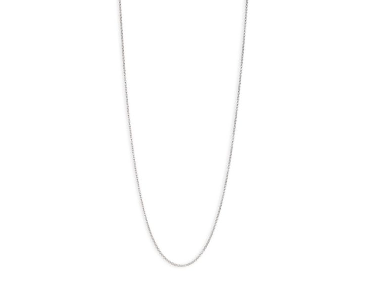 Monica Vinader chain necklace