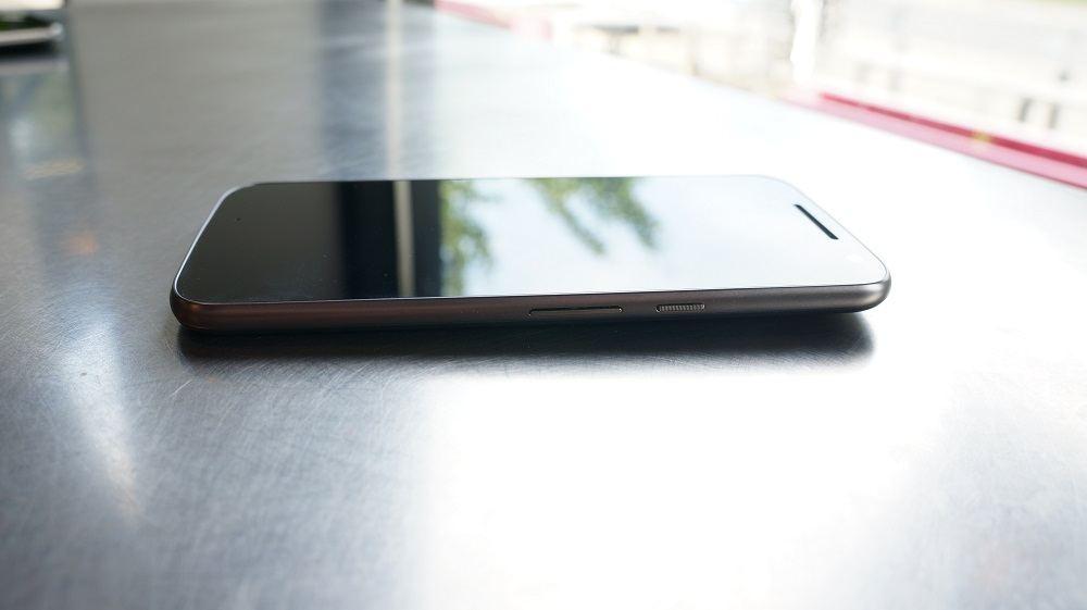 Moto G4 smartphone