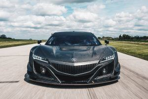 4 Reasons Why the Acura NSX GT3 Could Dominate its Class