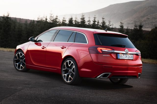 General Motors Opel Insignia station wagon
