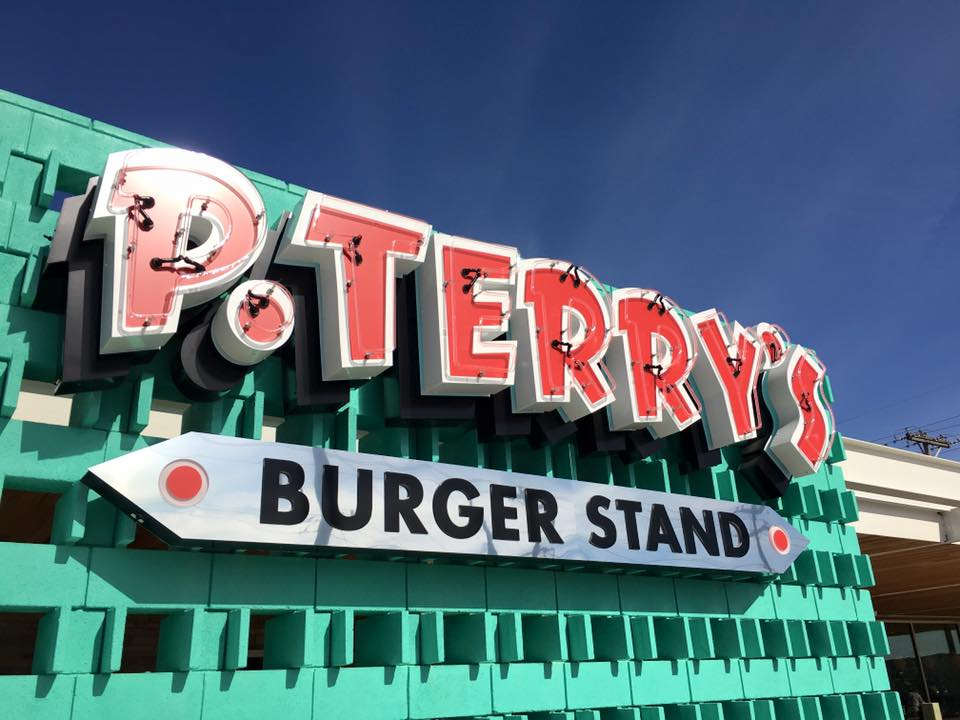 P. Terry's sign