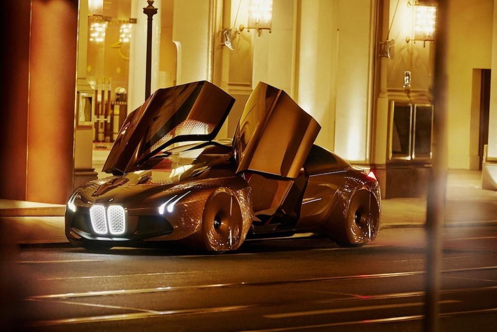 2016 BMW Vision 100 Next concept