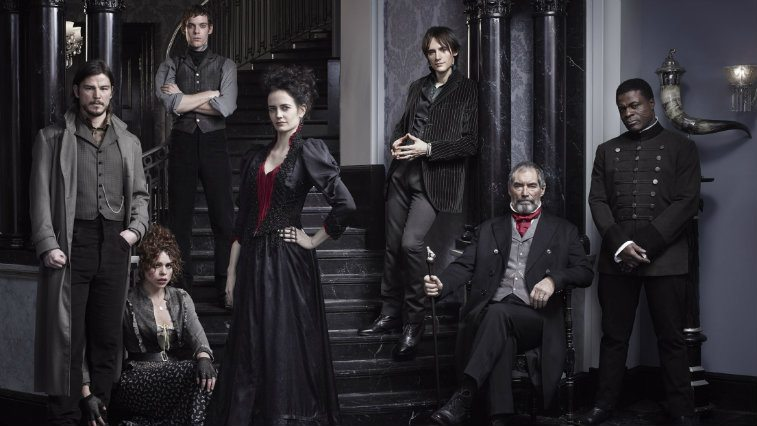 The cast of Penny Dreadful