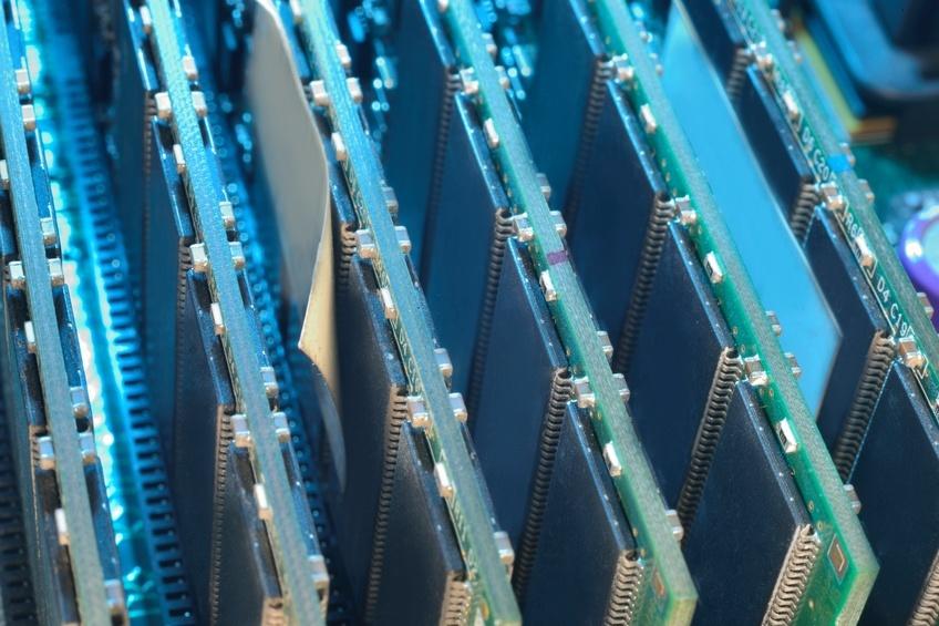 RAM trims in computer