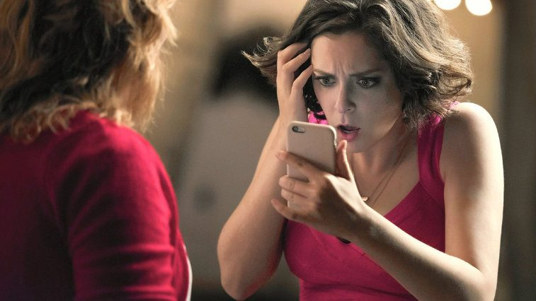 Rachel Bloom in Crazy Ex-Girlfriend