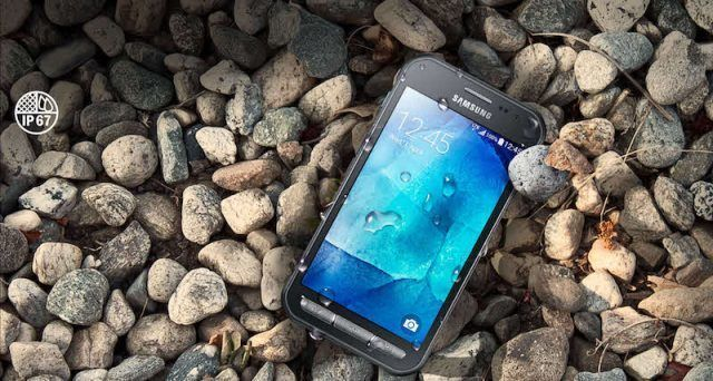 Samsung Galaxy Xcover 3 - smartphones that can survive the most abuse