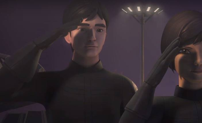 Wedge Antilles - Star Wars Rebels Season 3