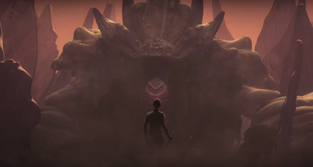 Bendu - Star Wars Rebels Season 3