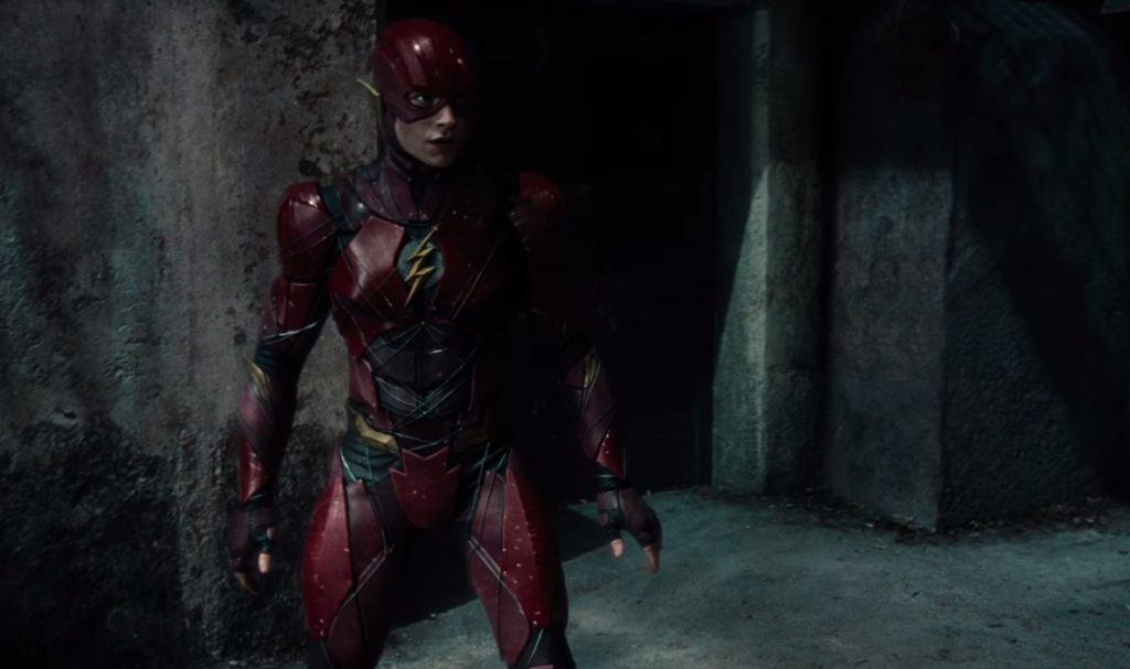 The Flash - Justice League Comic Con Trailer