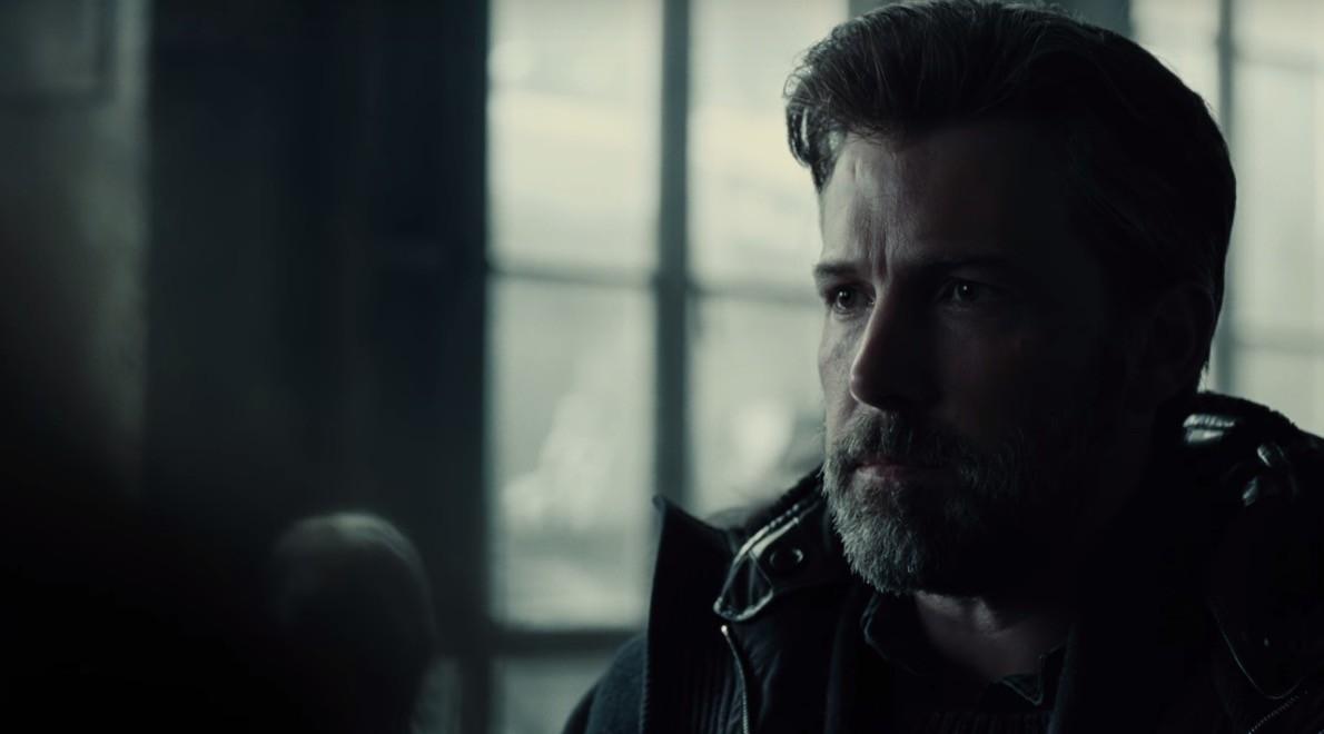 Bruce Wayne - Justice League Comic-Con Trailer