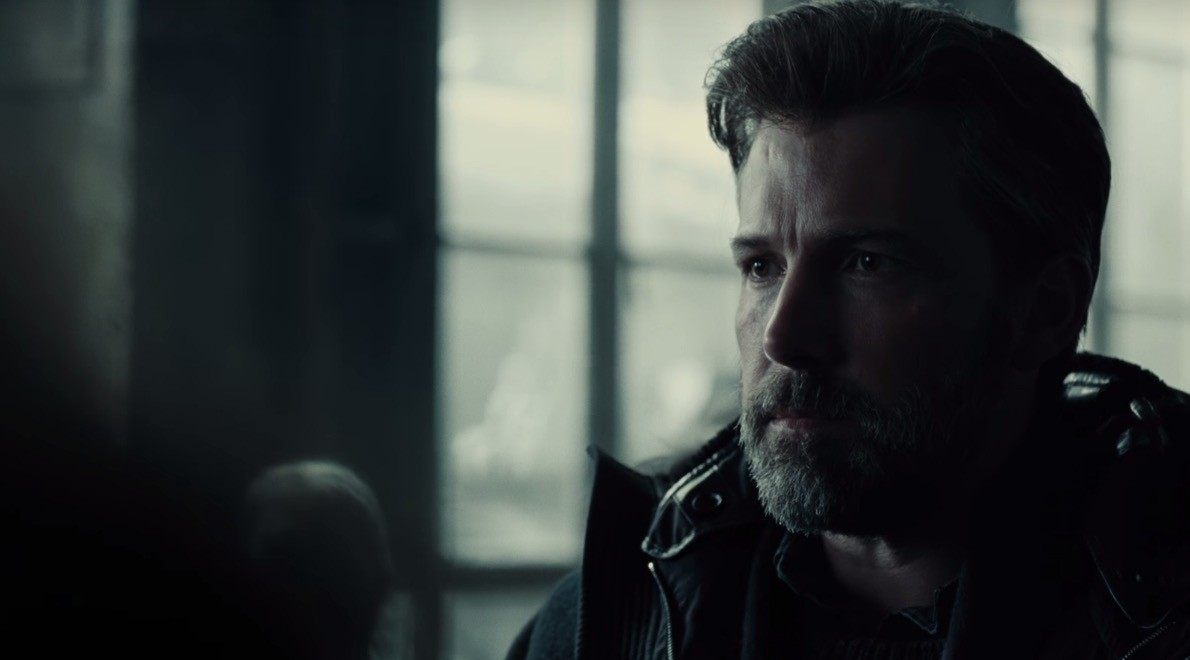 Bruce Wayne - Justice League Comic-Con Trailer