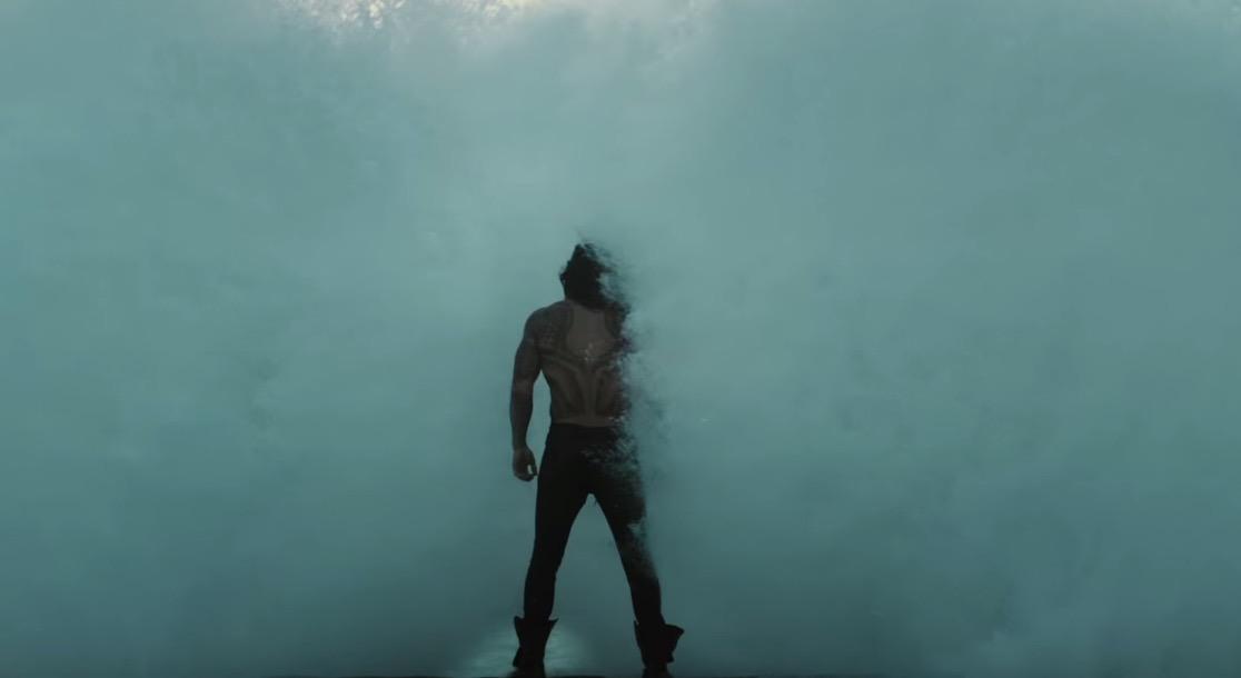 Aquaman - Justice League Comic-Con Trailer