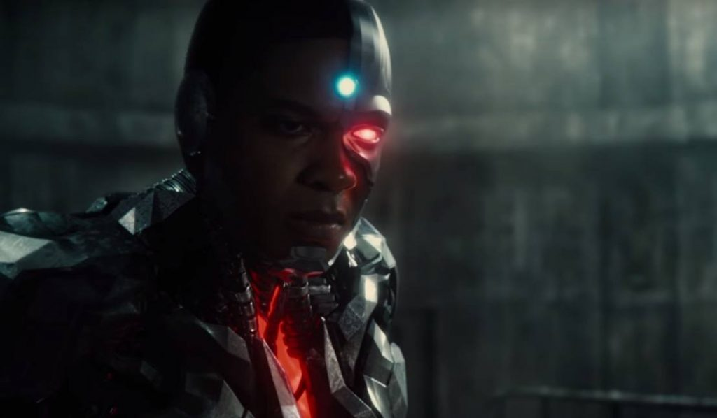 Cyborg - Justice League Comic-Con Trailer