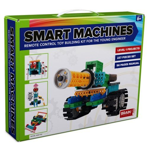 Smart Machines remote control toy building kit