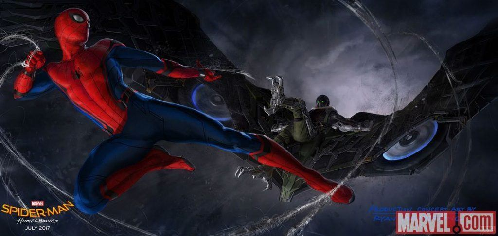 Spider-Man, Vulture