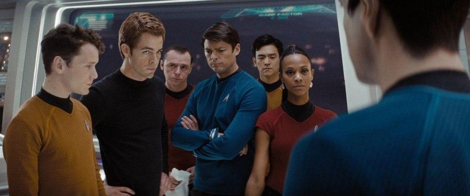 Star Trek 2009 Cast
