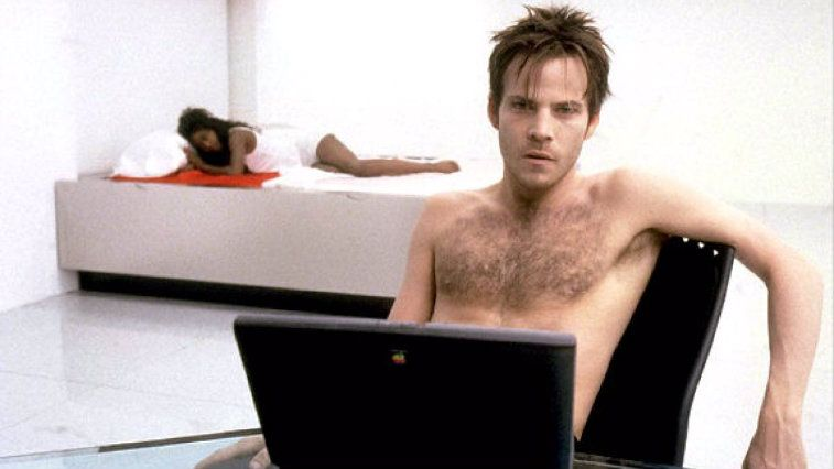 Stephen Dorff in Blade