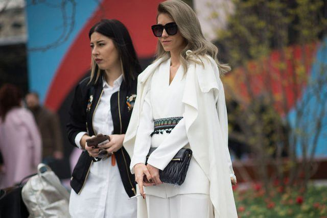 Street Style Day 3 - Mercedes-Benz Fashion Week Istanbul Autumn/Winter 2016