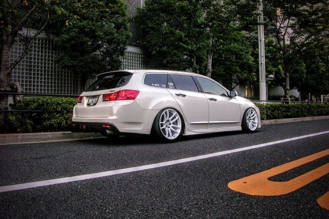 Custom TSX station wagon