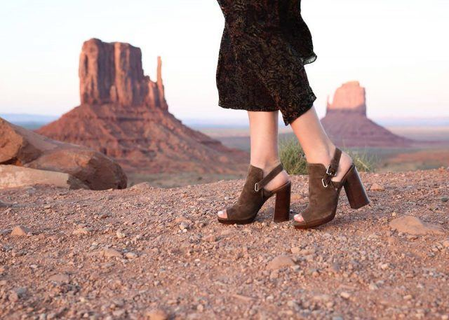 Shoes from The Frye Company