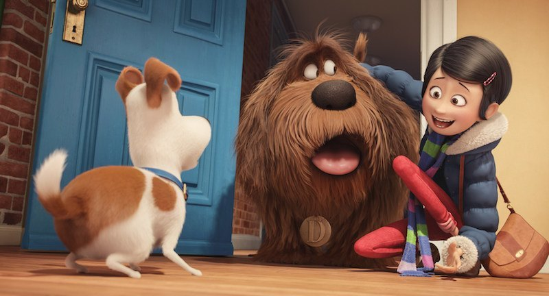 The Secret Life of Pets film