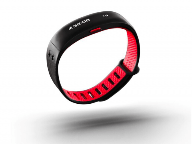 Under Armour Band - best fitness band