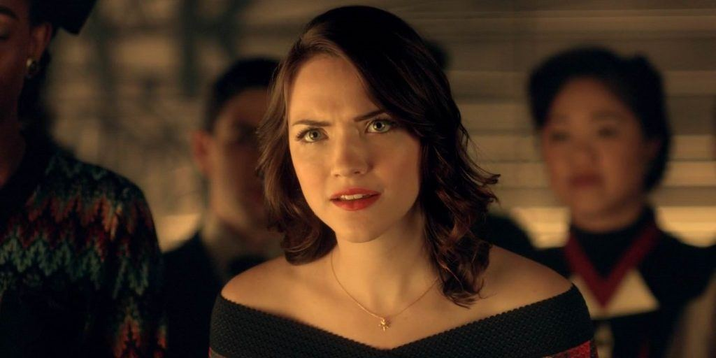 Jesse Quick in The Flash
